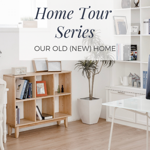 Home Tour Series: Our New (Old) Home