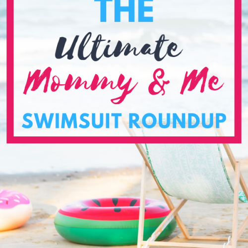 The Ultimate Mommy & Me Swimsuit Roundup