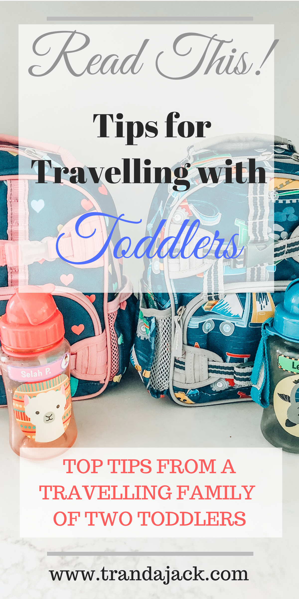 Travel Tips For Toddlers