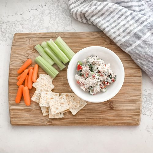 Almost Classic Chicken Salad