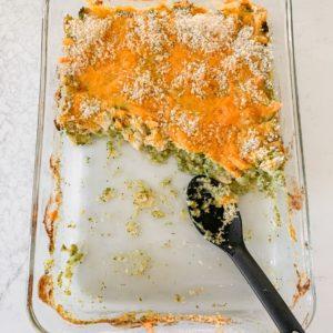 Skinny Chicken and Broccoli Bake