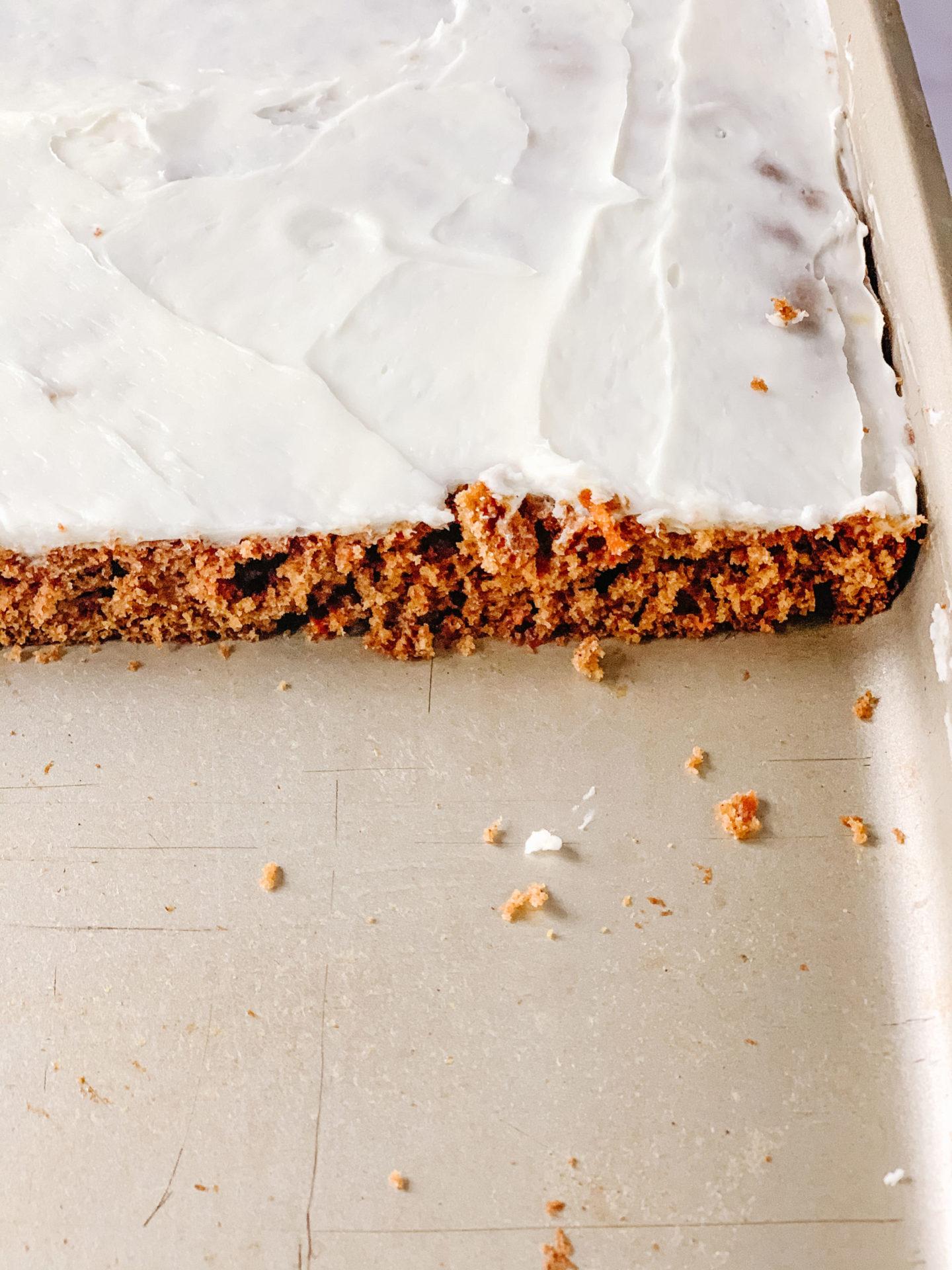 The Best Carrot Cake